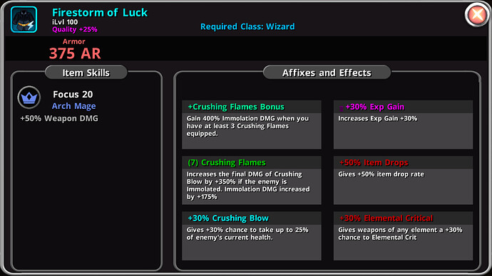 WizardArmour